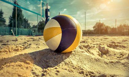 Giargiana beach volley a Cascina Commenda