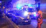 Lite violenta in casa, incendio e poi le minacce (nudo) ai poliziotti