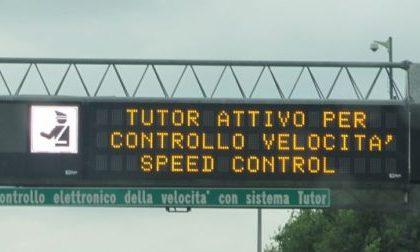 Il tutor in autostrada è tornato a funzionare e ora è più intelligente