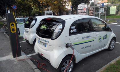 Car sharing elettrico: da ottobre le auto ecologiche a Segrate