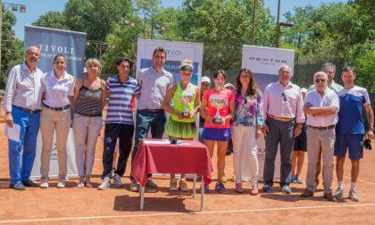 Tennis femminile, Alberta Brianti trionfa a Peschiera