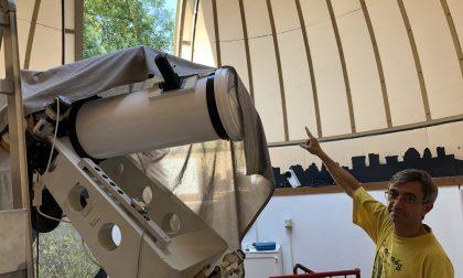 Niente eclissi all'osservatorio: piante troppo alte