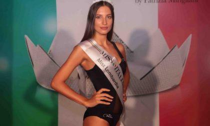 Miss Lombardia è la bellissima Maddalena Capuzzi FOTO