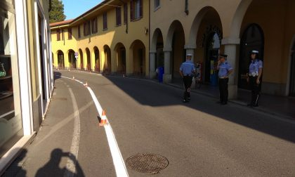 Via Milano a senso unico il Polo chiede subito i lavori alla strada