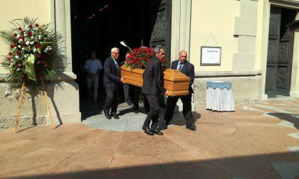 Egidio Pirola l'ultimo saluto a un cittadino generoso ed entusiasta