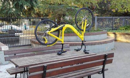 "Bike sharing diventa ""monumento alla deficienza umana"""