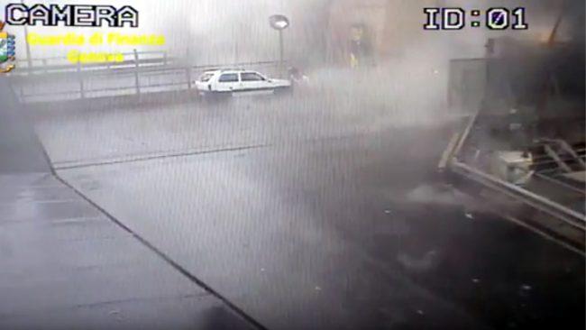 Crollo ponte Genova: dopo il fake, nuovo (vero) video