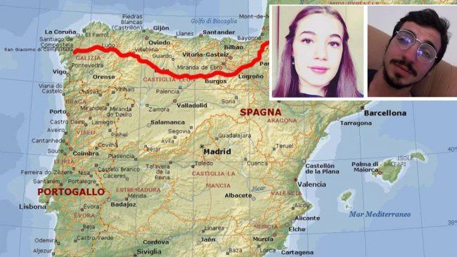 Cammino di Santiago, ritrovati i 2 ragazzi di Busto scomparsi