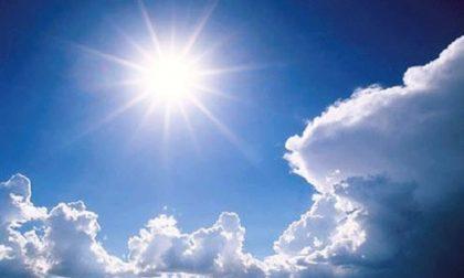 Torna il bel tempo, almeno fino a giovedì PREVISIONI METEO