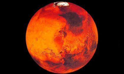 Acqua su Marte scoperta (anche) grazie alla Martesana