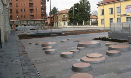 Piazza Risorgimento cade a pezzi dopo  solo otto anni