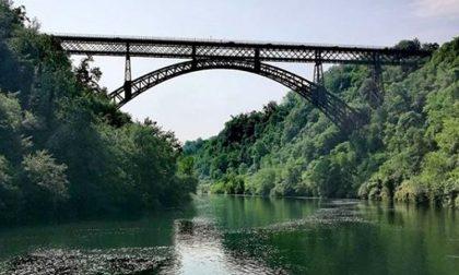 Il Ponte di Paderno riapre fra due settimane... a passo di lumaca