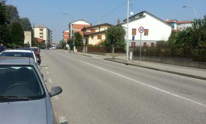 Traffico pesante in centro ore contate a Gessate