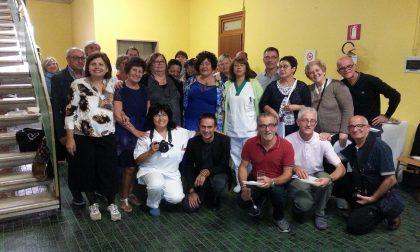 In pensione due dipendenti storiche dell'ospedale di Vaprio