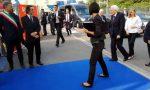 Mattarella a Monza: il Presidente della Repubblica è arrivato FOTO VIDEO