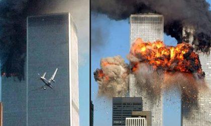 Segrate ricorda le vittime dell'11 settembre