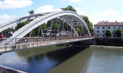 Partono i lavori per la messa in sicurezza del ponte di Vaprio d'Adda