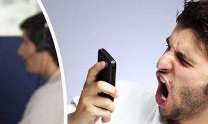 Ma è il call center che rompe oppure mi chiamano dal Molise?