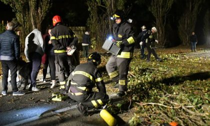 Tromba d'aria a Milano, danni anche in Martesana