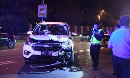 Brugherio è morto il motocilista travolto sabato sera lungo l'Sp3 FOTO