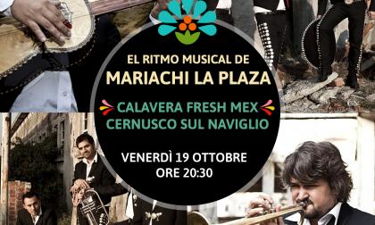 """Al ristorante CalaveraFreshMex la """"Cena Concerto con i Mariachi"""""""