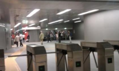 Da domani tornelli della metro chiusi in uscita anche a Sesto San Giovanni