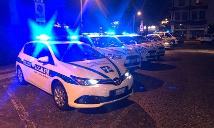 Operazione Smart la lunga notte della Polizia Locale sulle strade dell'Adda Martesana FOTO e VIDEO