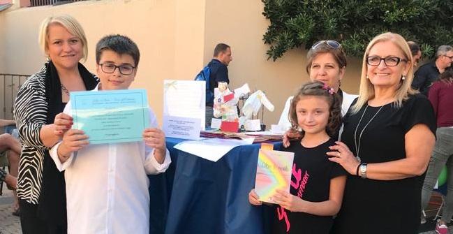 Prestigioso riconoscimento per i baby artisti e poeti della primaria di Trezzo