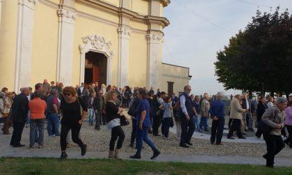 Sant'Agata in lacrime per l'addio a Natale Fumagalli