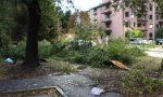 Tromba d'aria a Cassano: domani scuole chiuse (FOTO)