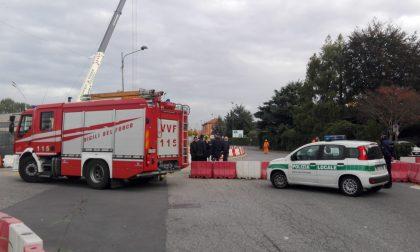 Prolungamento metropolitana a Sesto: crolla galleria, viale Gramsci chiuso