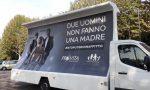 Provita a Cernusco con la campagna contro le famiglie arcobaleno