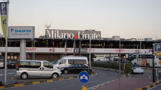 Incidente a Linate, furgone urta un&#8217&#x3B;ala: voli ripresi dalle 13