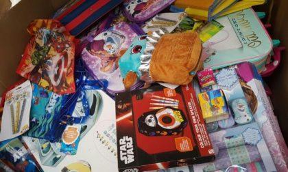 Raccolta di giocattoli per i bimbi malati di tumore in ospedale