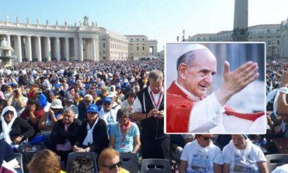 Papa Paolo VI santo: la Lombardia in festa