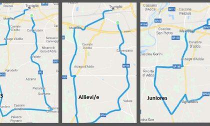 A Treviglio torna il grande ciclismo: c'è il Campionato italiano Cronometro a squadre
