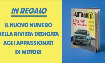 """Si rinnova l'appuntamento con """"inAuto&Moto"""": da oggi in regalo con la Gazzetta"""