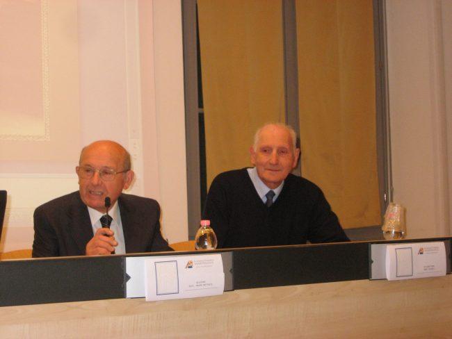Eros Gironi a destra