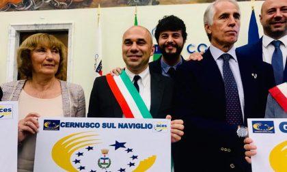 Cernusco, è iniziata l'avventura di Città europea dello Sport del 2020