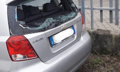 Auto vandalizzate dipendenti della piscina esasperati