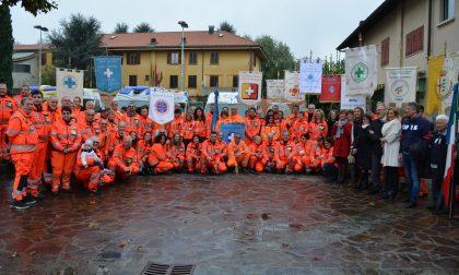 Croce verde Pioltello premiati i volontari FOTO