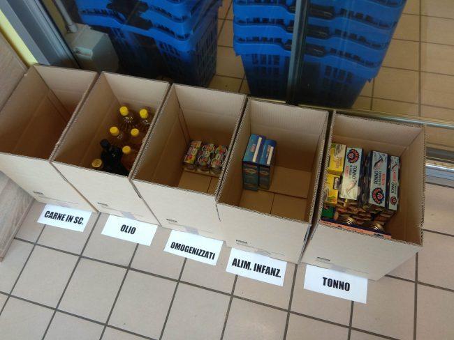Banco alimentare volontari di melzo