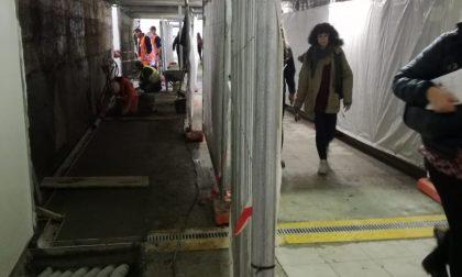 Stazione del passante ferroviario lavori per 900mila euro