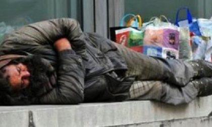 Freddo, un senzatetto morto a Milano
