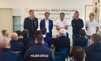 Raccolta fondi della Polizia locale per il collega in difficoltà