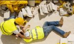 Più infortuni e più morti sul lavoro, il tragico bilancio INAIL ottobre 2018