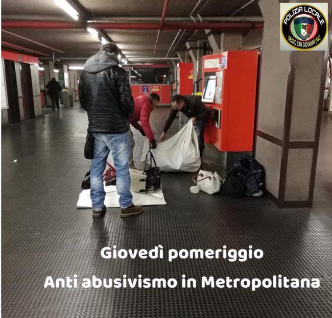 polizia locale sesto san giovanni metro