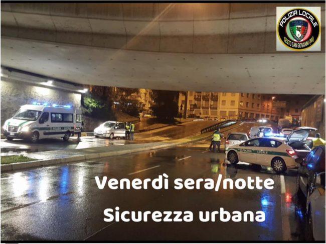 polizia locale sesto san giovanni controlli strada