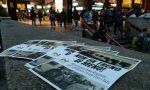 Treni, protesta del Pd davanti al Pirellone