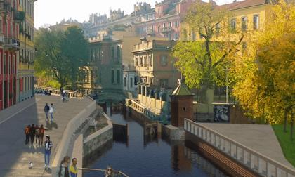 Riaprire i Navigli in centro a Milano? Il tema è rovente